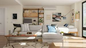 studio apartment layouts layout ideas two ways to arrange a square studio apartment