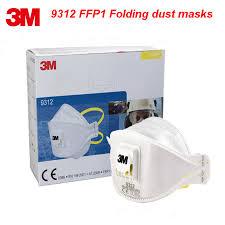 Masker Nr 3m 8110s n95 children dust mask respirator particulate adjustable