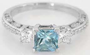 aquamarine and diamond ring aquamarine engagement rings engagement rings wiki
