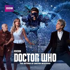 doctor who christmas special the return of doctor mysterio 2016