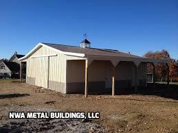 Metal Siding For Barns Nwa Metal Buildings Northwest Arkansas Metal Buildings