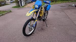 husaberg fe 450e 450 cm 2006 hamina motorcycle nettimoto