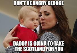 George Meme - baby george meme generator imgflip