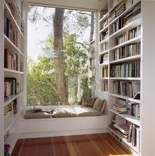 Bookshelf Seat Stunning Constructing A Built In Bookshelf With A Window Seat Just