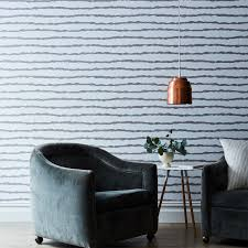 tempaper wallpaper self adhesive wallpaper washed lines on food52
