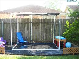 backyard shade ideas for kids backyard fence ideas