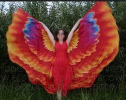 Phoenix Halloween Costume Phoenix Costume Etsy