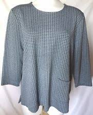houndstooth blouse houndstooth petites tops blouses for ebay