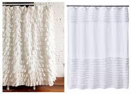 Country Chic Shower Curtains Well Suited Ideas Chic Shower Curtains Inspiration Of Shabby And