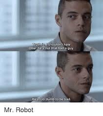 I Robot Meme - 25 best memes about mr robot mr robot memes