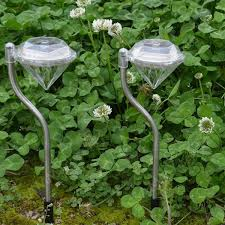 Solar Stake Garden Lights - best 25 solar led garden lights ideas on pinterest led