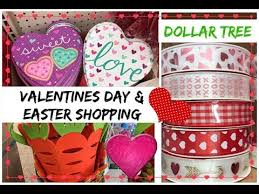 dollar tree valentines day shopping easter 2018 momma from
