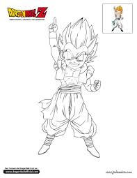 Coloriage Dragon Ball Z é¾ç boy Pinterest Einzigartig Ausmalbilder
