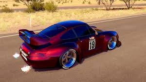 rwb porsche background forza horizon 3 rwb porsche 911 gt2 gameplay youtube
