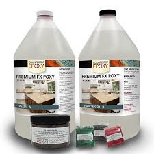 clear epoxy and epoxy refinishing kits for countertops