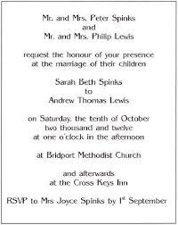 wedding invitation wording etiquette wedding invitation wording both parents doctors yaseen for