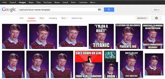 Make Bad Luck Brian Meme - how to make a meme picture