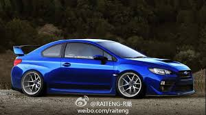 tuned subaru 2015 subaru wrx sti coupe tuning raceing by ailo9127 on deviantart