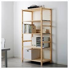 etagere bureau design bureau étagere bureau inspirational ivar étag re pin 89x50x179 cm