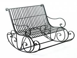 patio rocking chairs metal metal garden table and chair sets patio rocking bench outdoor
