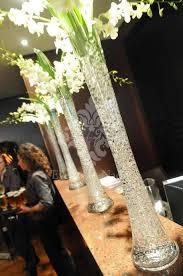Gold Tall Vases Tall Flower Vases Lux Art Silks Allium Silver Vase Silk Flower