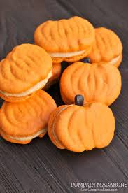 47 best fall macarons images on pinterest french macaron