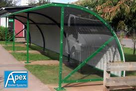 Alpha Canopies by Economy Alpha Bike Sheds Apex Sheltersapex Shelters