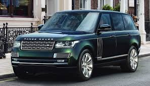 green land rover the most expensive range rover ever sold new photo gallery autoblog