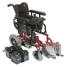 Used Power Wheel Chairs Folding Power Wheelchair By Shoprider Fpc