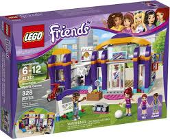 Barnes And Noble Legos 41312 Lego Friends Heartlake Sports Centre By Lego Systems Inc