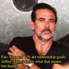 Jeffrey Meme - jeffrey dean morgan au meme tumblr