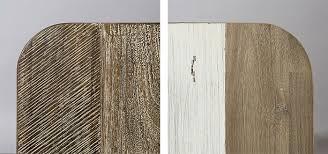 bout de canap bois bout de canapé design scandinave en bois massif et métal