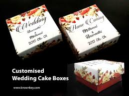 wedding cake boxes brownkey graphics digital offset printing badulla wedding