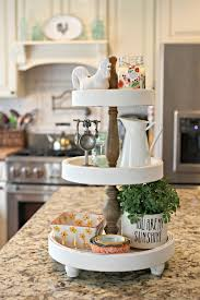 home goods kitchen island golden boys and me using tiered stands around the house