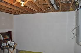 pretentious painting concrete basement walls painting cinder block