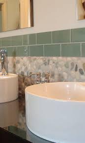 bathroom sink backsplash ideas bathroom backsplash ideas special glass tile backsplash in bathroom