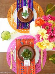 Mexican Gift Basket A Colorful Cinco De Mayo Mexican Fiesta Party Ideas Party