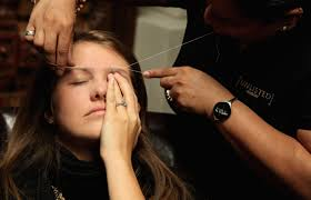 how to tweeze eyebrows without tweezers if you u0027re terrified of