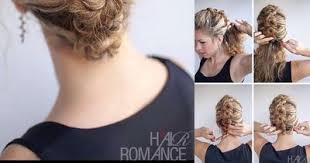 Hochsteckfrisurenen Ohne Haargummi by Stylev Frisuren