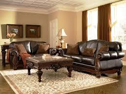 elegant bobs furniture living room sets for modern for leather