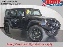 wrangler jeep 2009 2009 jeep wrangler unlimited x in libertyville il chicago jeep