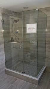 121 best frameless shower doors swinging hinged images on