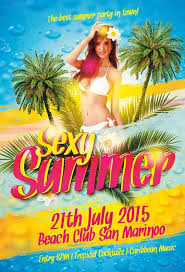 summer flyer template download easy to use free summer flyer