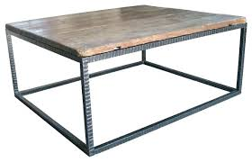 wood top coffee table metal legs metal frame wood top coffee table x frame coffee table metal frame