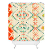 Southwest Shower Curtains Marker Southwest Shower Curtain Pattern State