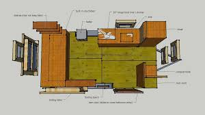 Floor Plan In Sketchup Designing A Tiny House In Sketchup Tutorials U0026 Resources Naj Haus