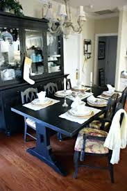 Dining Room Table Makeover Ideas Dining Table Chalk Paint Dining Room Table Ideas Makeover With