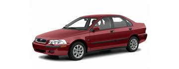 2001 volvo s40 overview cars com