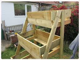 How To Make Planters by How To Make A Three Tier Planter Home Farmer