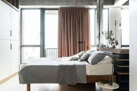 chambre adulte taupe design interieur aménagement petit appartement chambre adulte